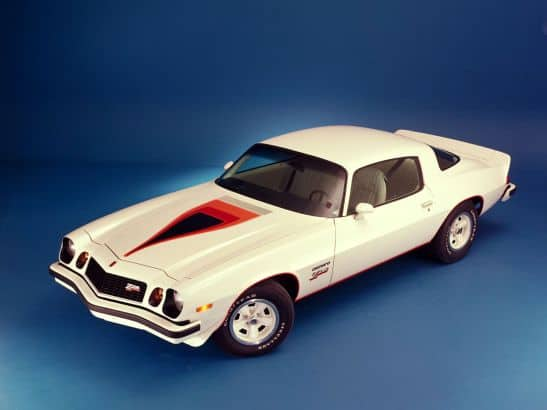 The 1979 Chevy Camaro Z28 is easily one of the most iconic 70s muscle cars in existence
