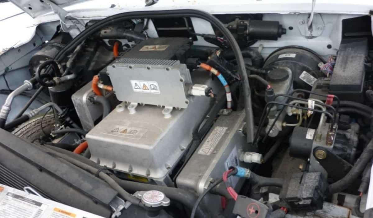 1998 Ford Ranger EV motor