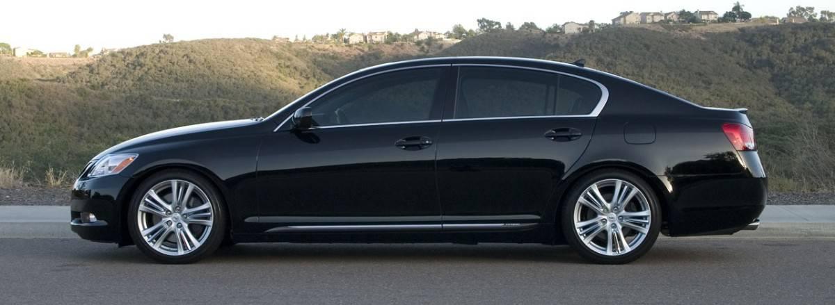2006 Lexus GS 450h hybrid