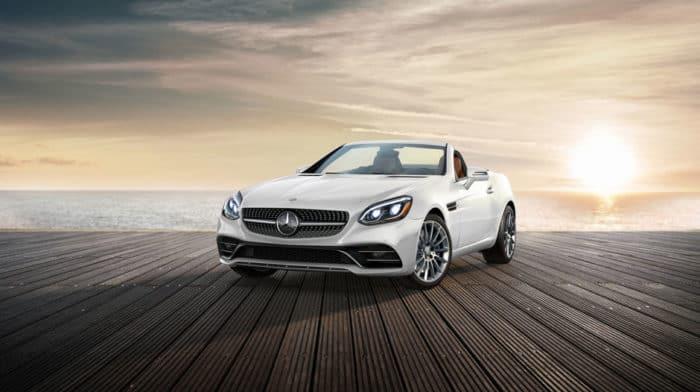 2017 Mercedes SLC/SLK