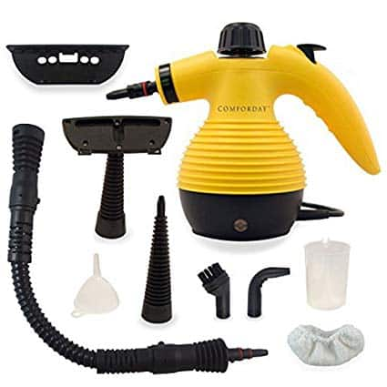 Comforday Pressurized Handheld Steam Cleaner