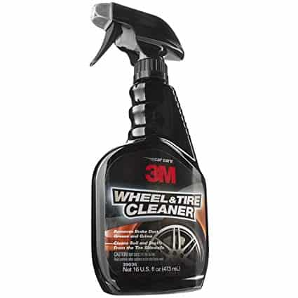3M Wheel and Tire Cleaner
