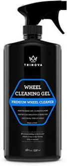 TriNova Wheel Cleaning Gel - Brake Dust Cleaner