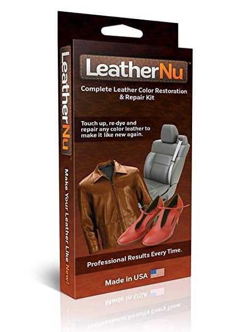 LeatherNu Complete Leather Color Restoration Kit