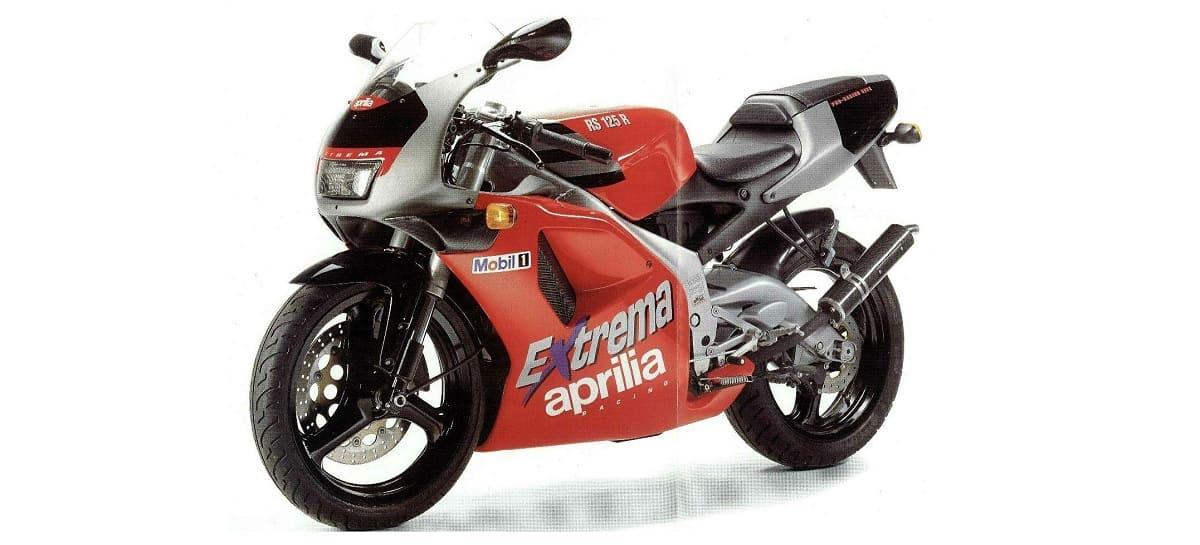 Aprilia RS 125 Extrema