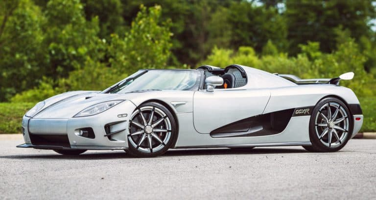 The Top 10 Most Expensive Sports Cars in the World