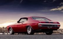 CHevy Chevelle SS, a modern classic