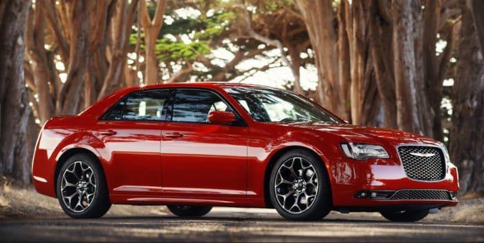 Chrysler 300C Front 3/4