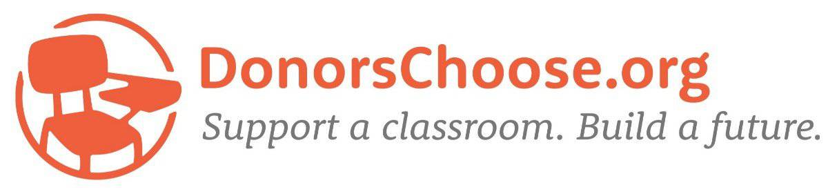 DonorsChoose.org support a classroom