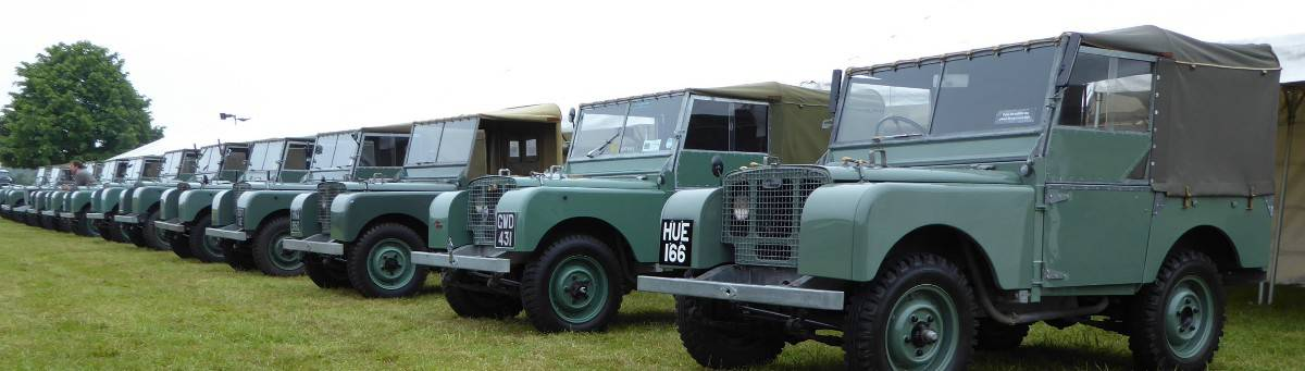Dunsfold Collection - Land Rover Museum