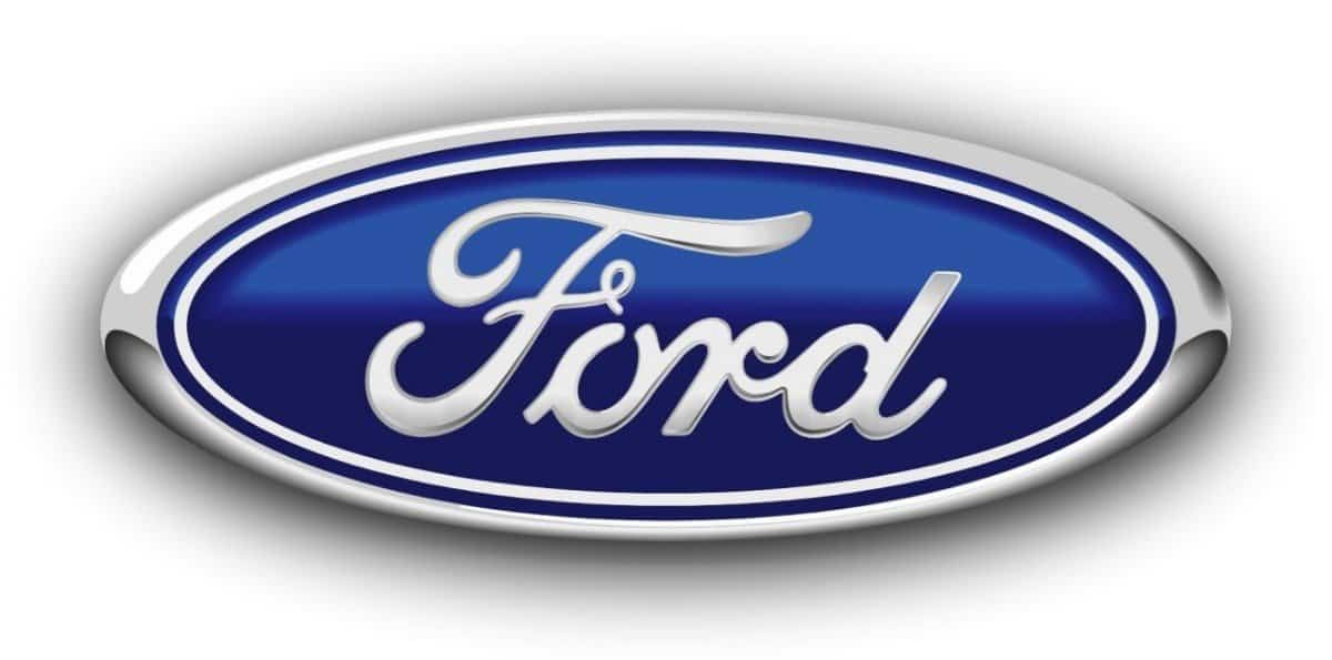 Ford Logo - hood emblem
