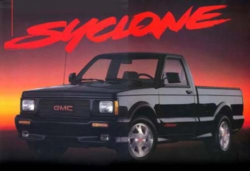 GMC Syclone