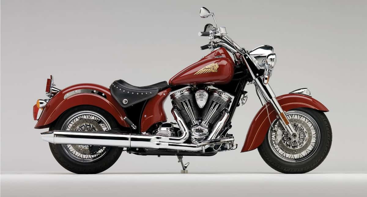 Indian Motorcycles - 2008 Chief