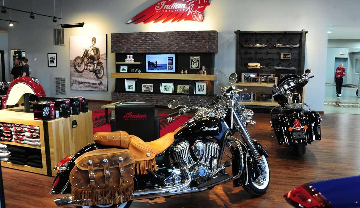 Indian Motorcycles - Dealership