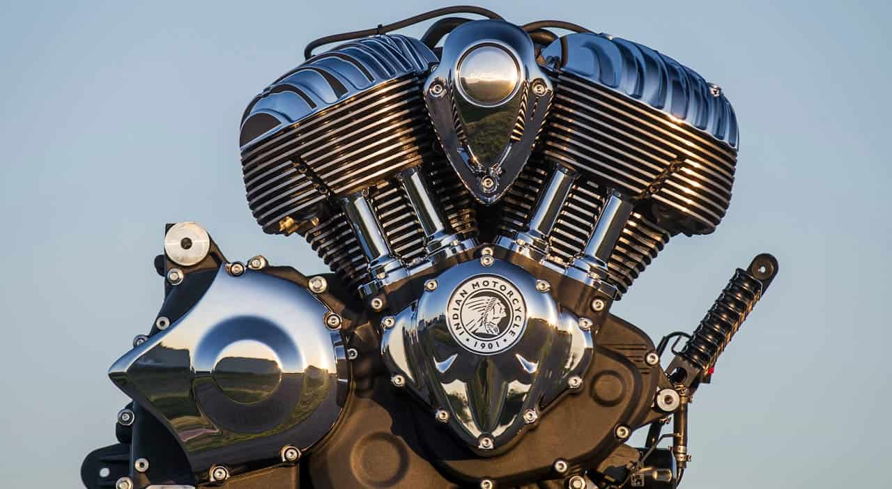 Indian Motorcycles - Engine