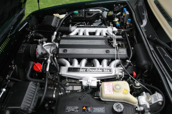 A detailed engine bay is important for all show vehicles regardless of size
