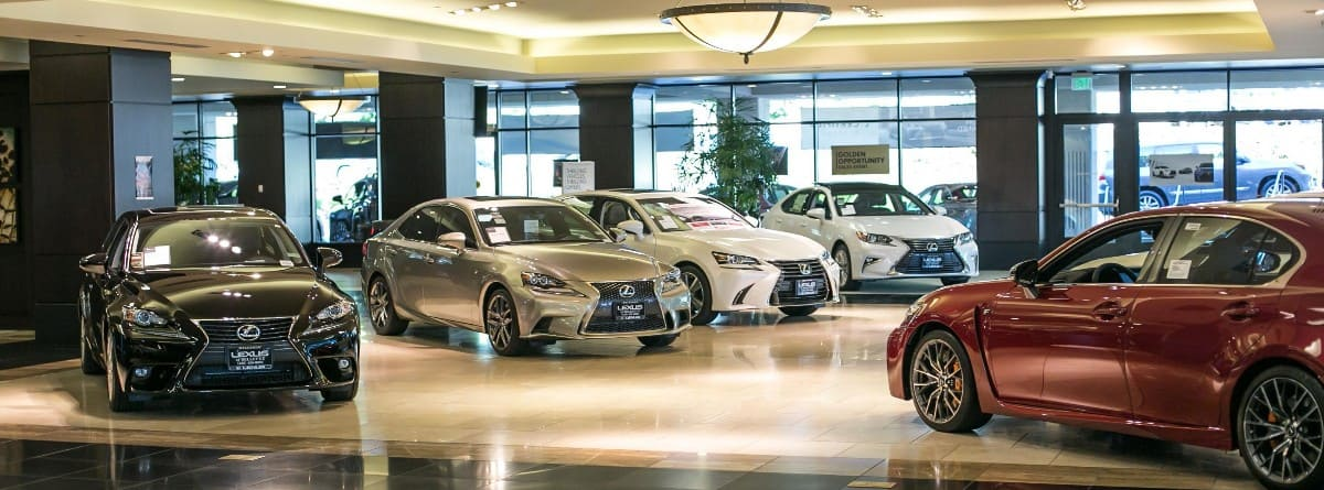 Lexus Dealerships