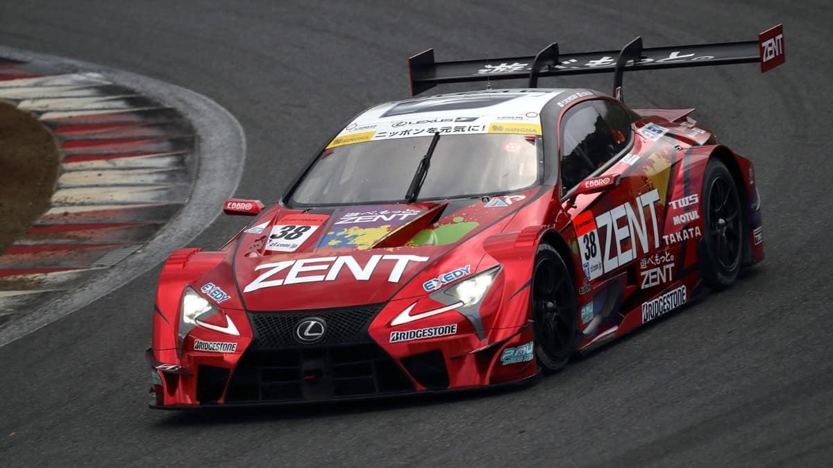 Lexus Motorsports - LC500 No.38