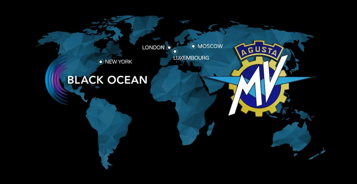 MV Agusta Black Ocean