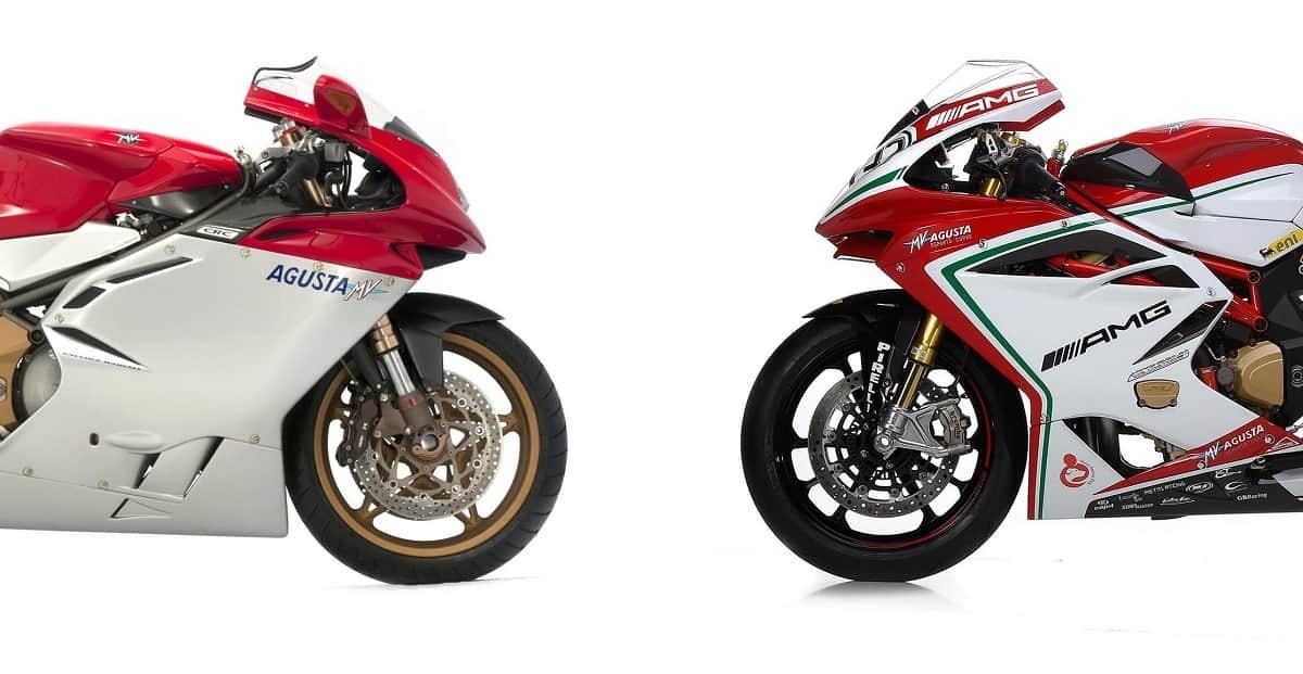 MV AGUSTA BRUTALE E DRAGSTER 800 RR 2020 - Moto Magazine CR