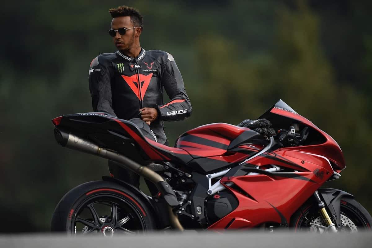 MV Agusta Lewis Hamilton