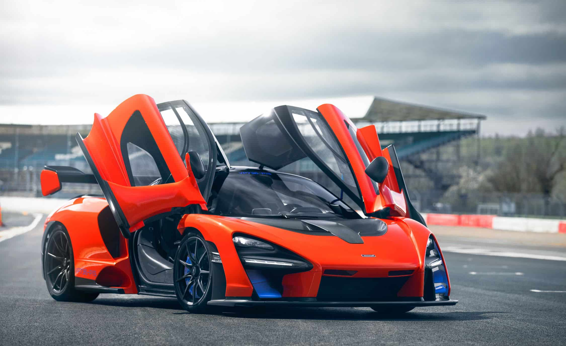 The McLaren Senna Is Definitely Among The Most Expensive Sports Cars In  Existence