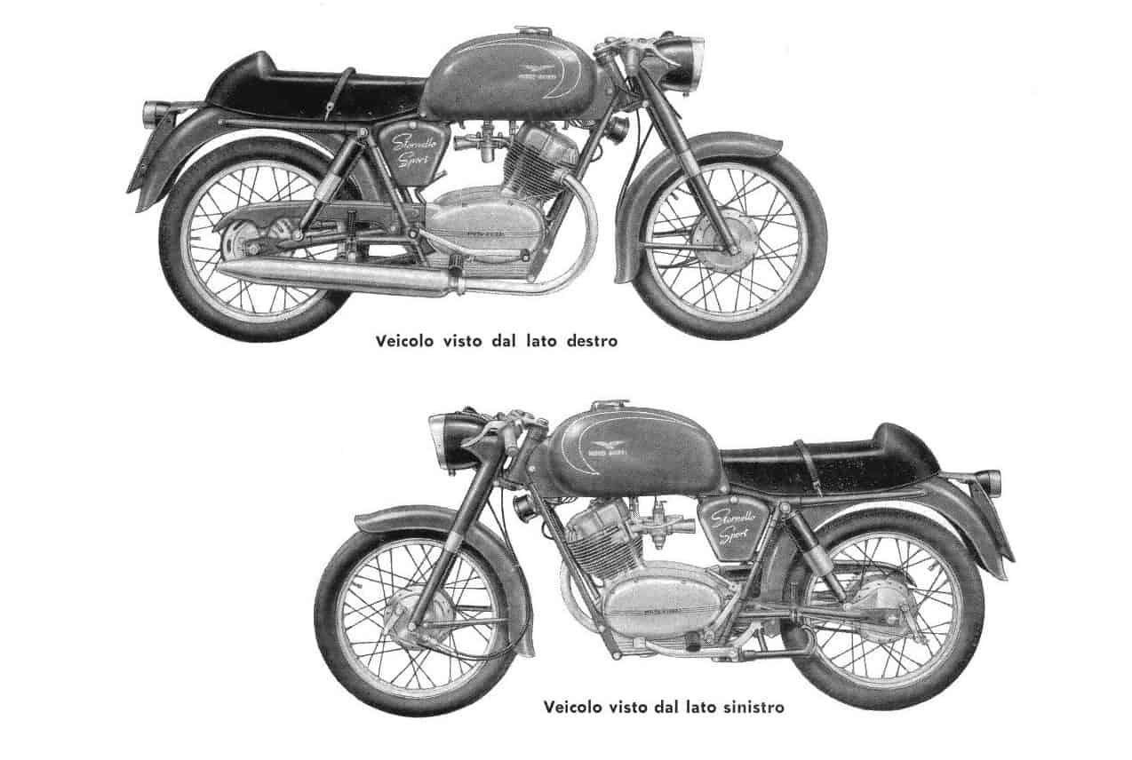 Moto Guzzi 125 Stornello