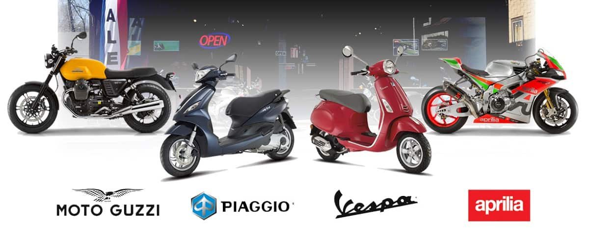 Moto Guzzi Piaggio Group