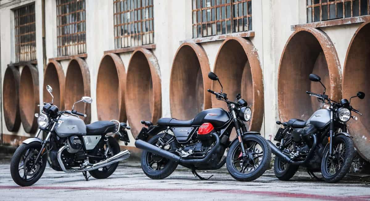 Moto Guzzi Range