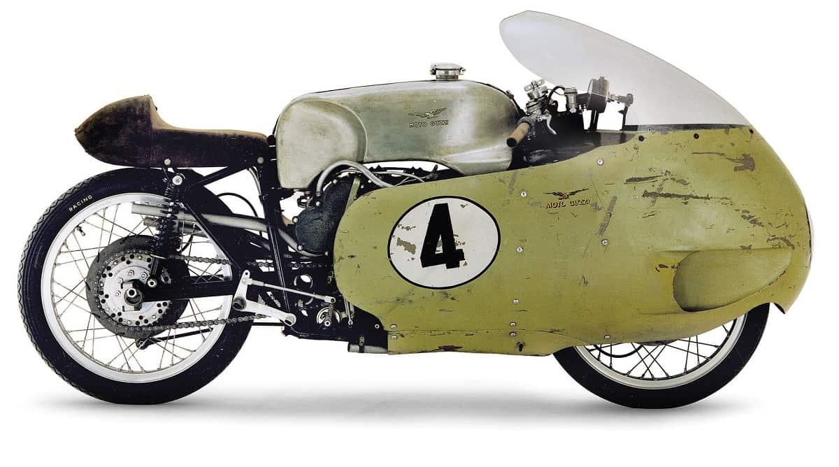 Moto Guzzi V8 Otto Cilindri