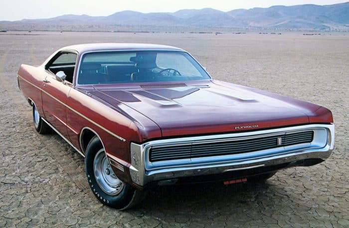 Plymouth Fury '69-'72