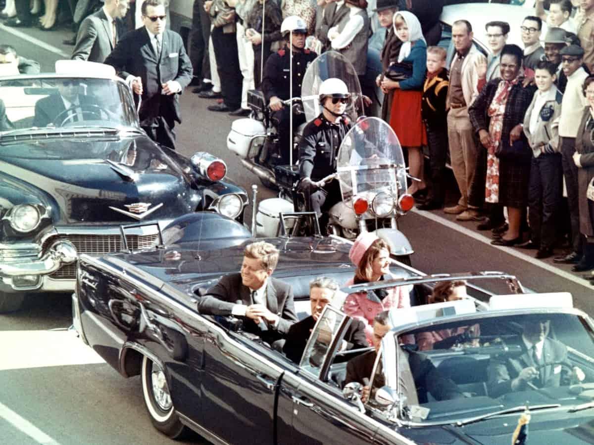 Presidential Cars - SS-100x