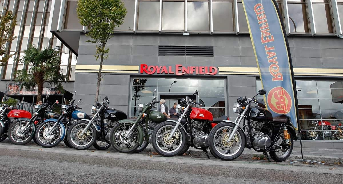 Royal Enfield Dealerships