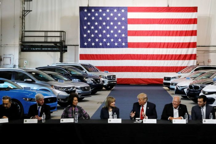 How Trump's Auto Tariff Will Shake the Industry