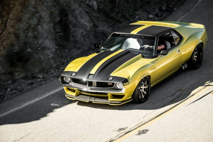 The AMC Javelin is one of the most sought after classic cheap muscle car