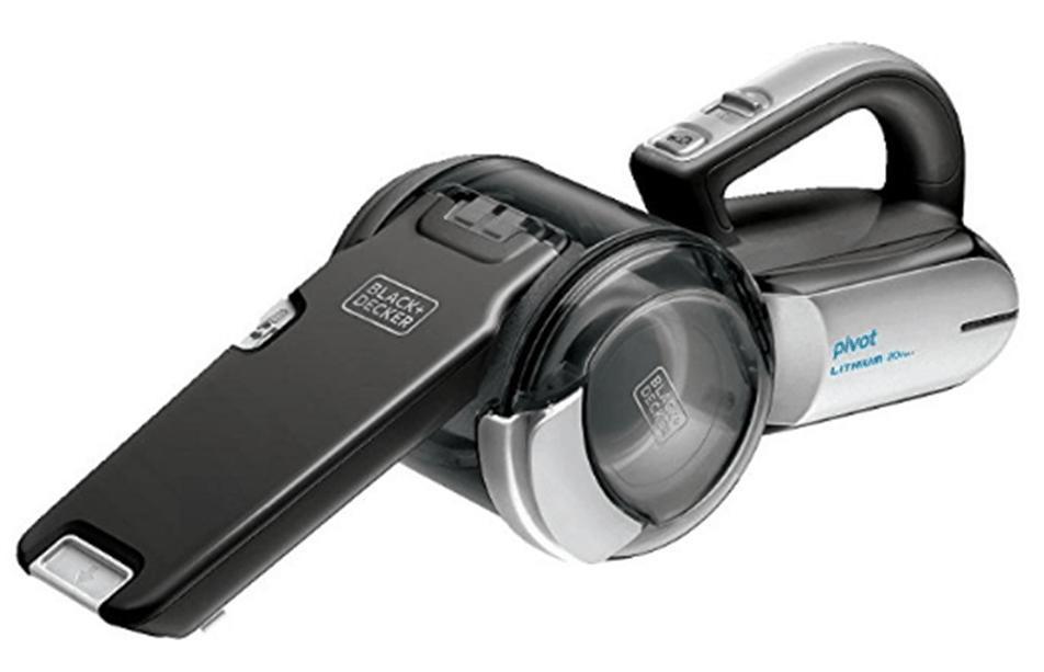 MAX lithium flex handheld vacuum by Black Decker