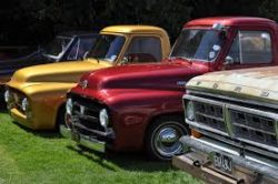 Restomod Trucks Are Popular At Shows