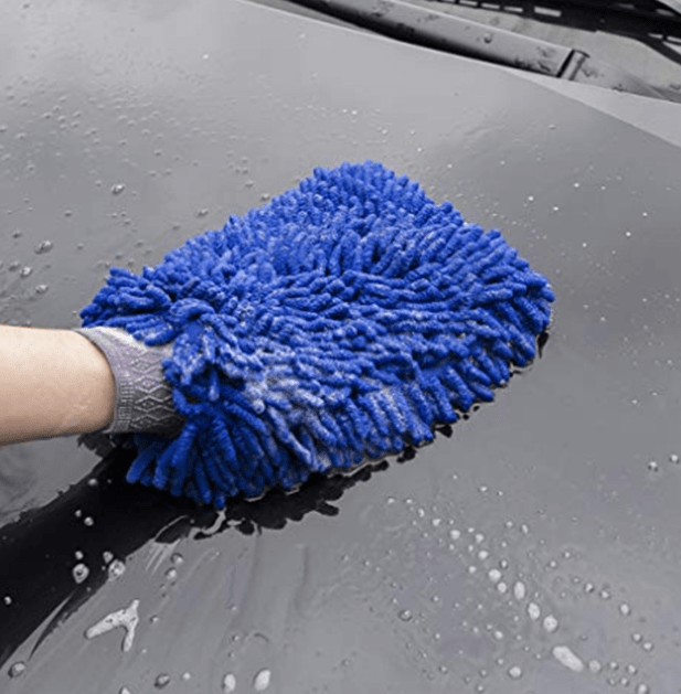 Car Wash Mitts by Relentless Drive