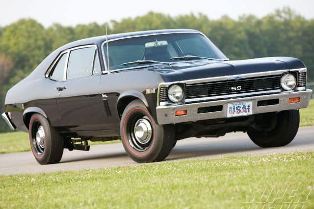 Ranking The Best Classic Muscle Cars That You Can Buy On The Cheap