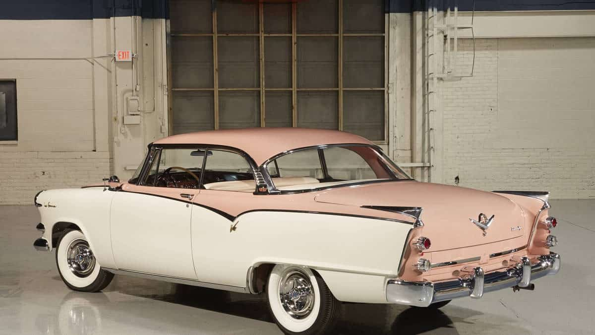1955 Dodge La Femme - left rear view