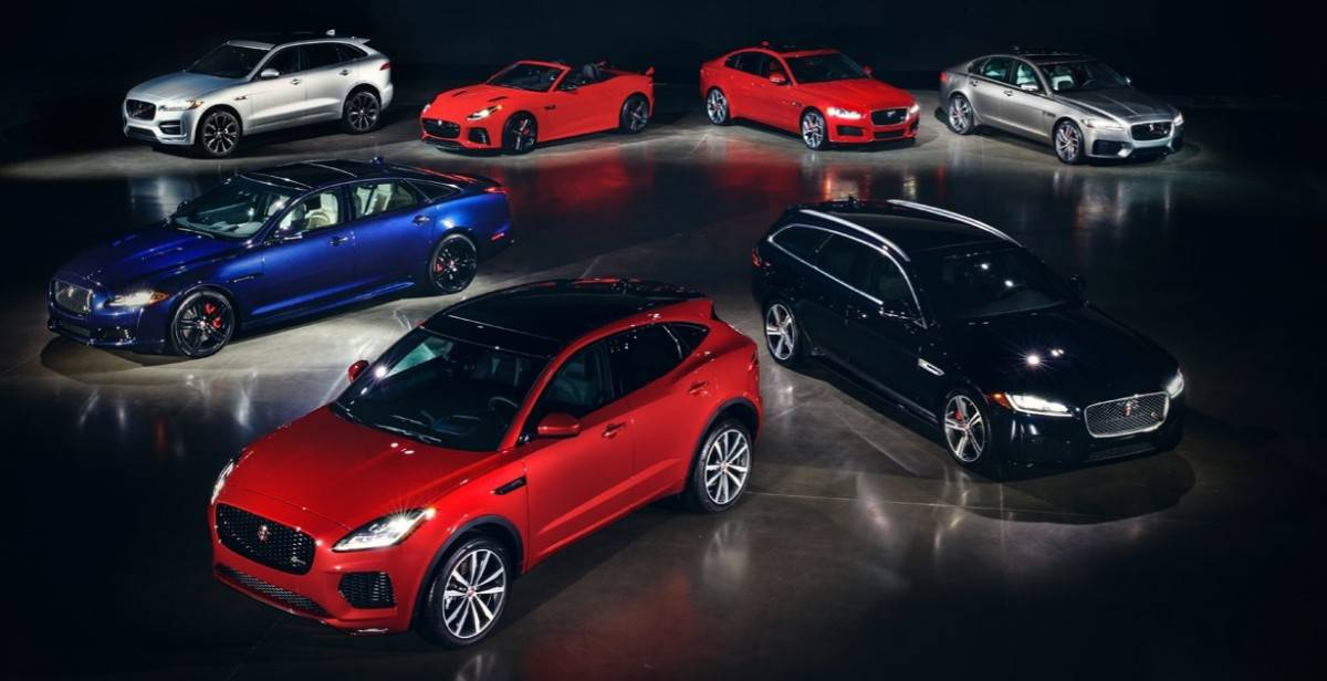Jaguar History Annual Sales Motorsports And Fun Facts Autowise