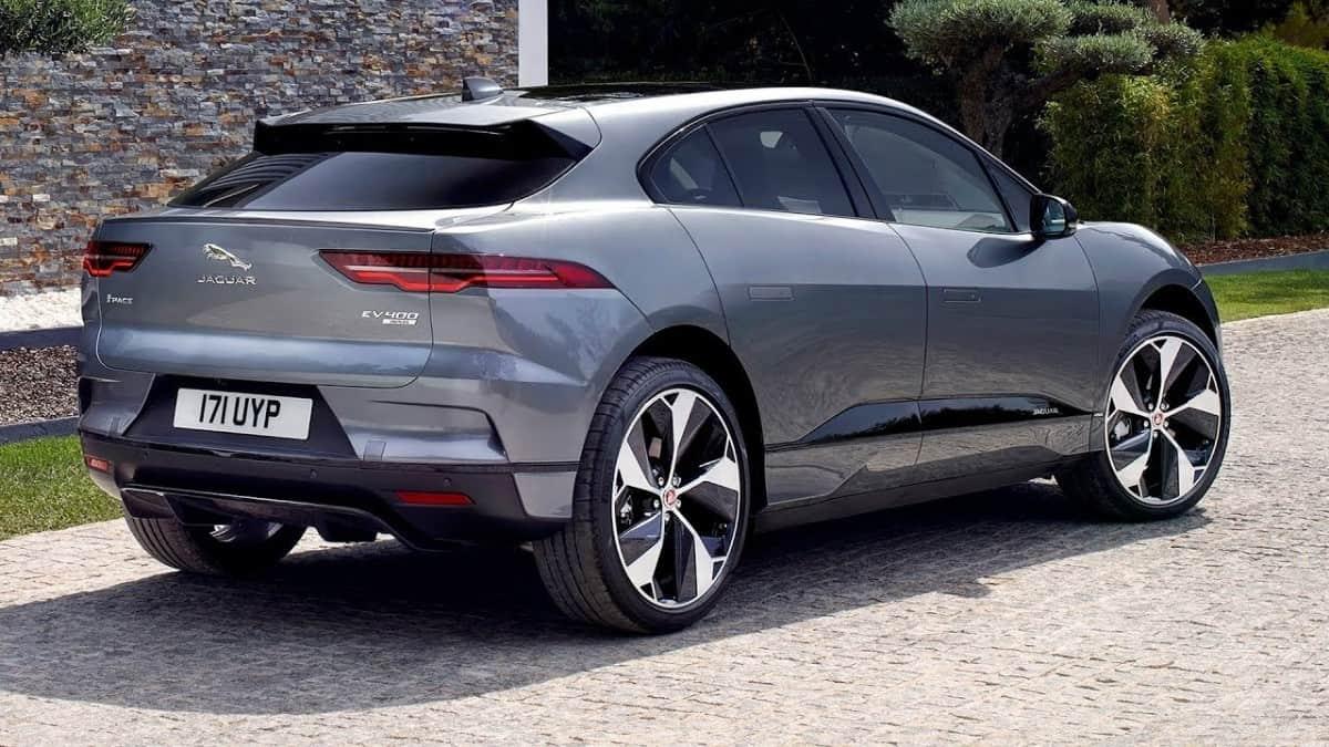 2019 Jaguar I-Pace electric vehicle