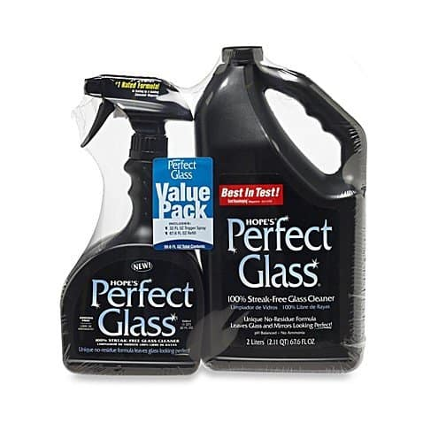 "Hope's ""Perfect Glass"" Glass Cleaner"