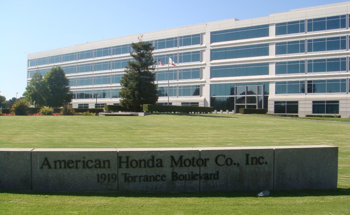 American Honda Motor Company Torrance CA