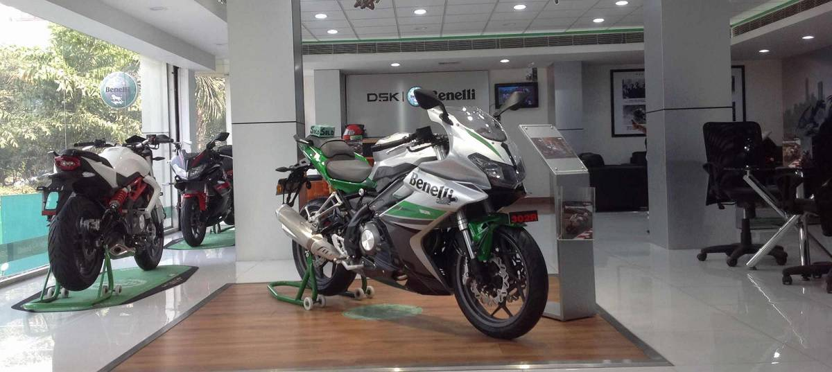 Benelli Dealership