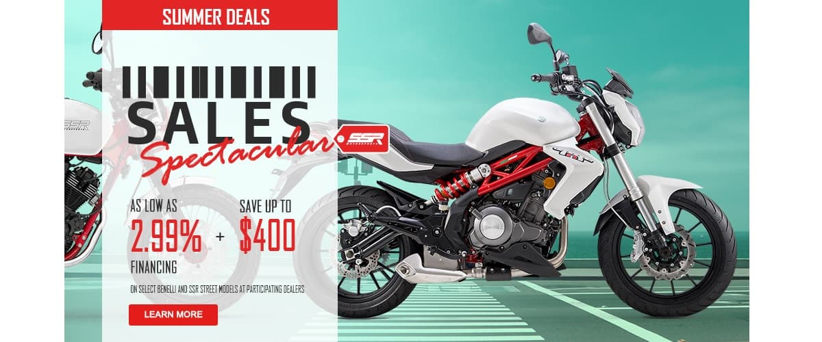 Benelli Financing