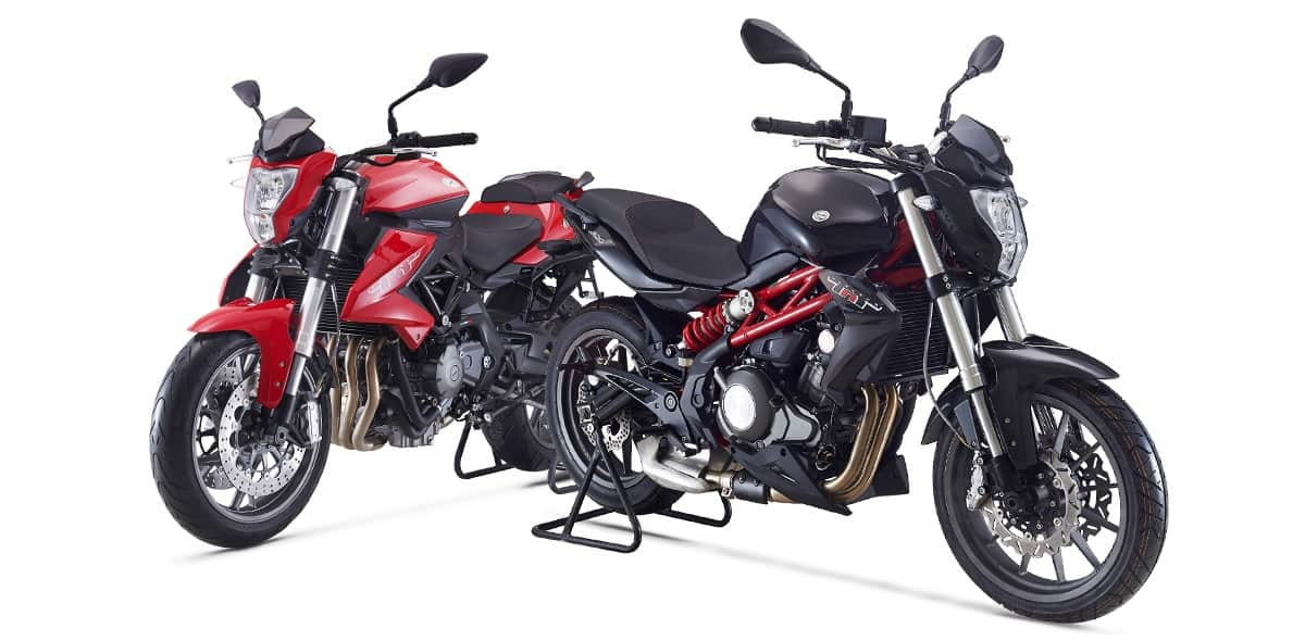 Benelli Motorcycles - TNT