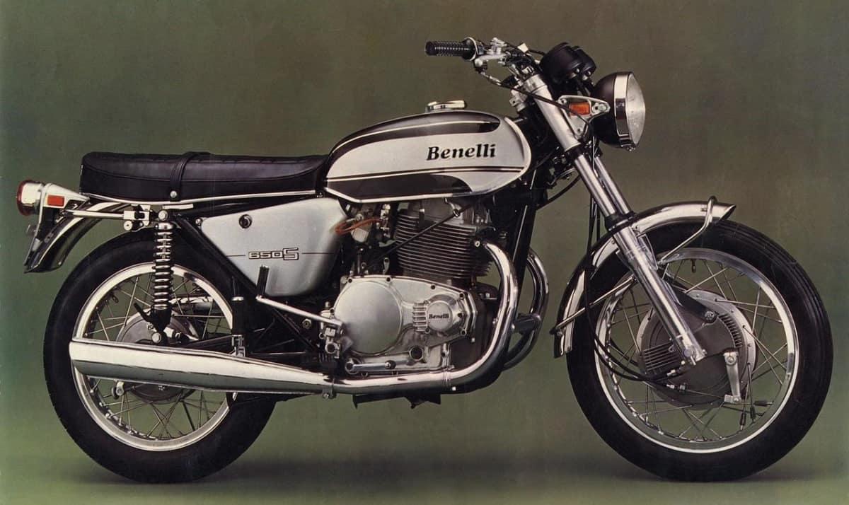 Benelli - Tornado 650