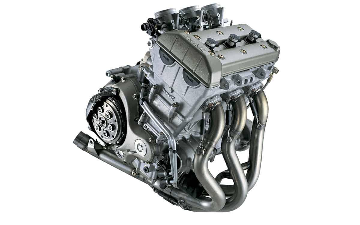 Benelli Tornado Engine