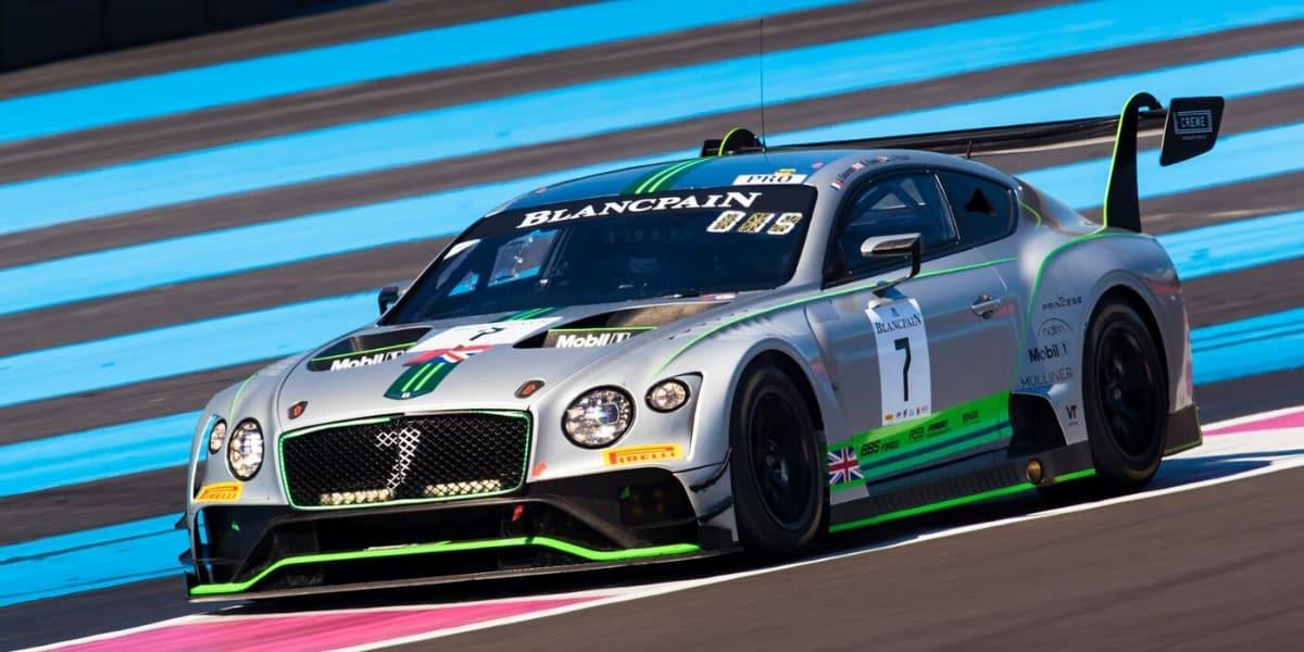 Bentley Motorsports - Bentley Continental GT3